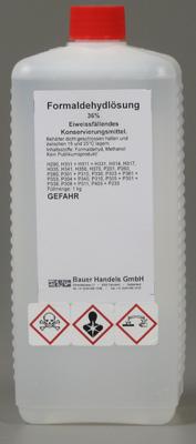 konservierungsmittel formaldehyd l sung bauer handels gmbh. Black Bedroom Furniture Sets. Home Design Ideas